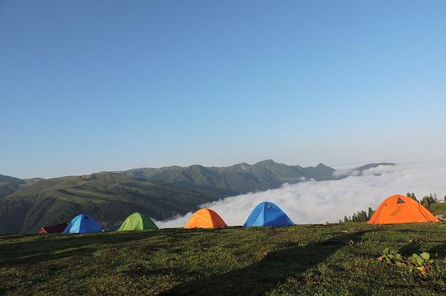 stany v horách