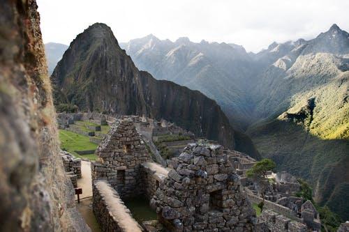 peruánské Andy